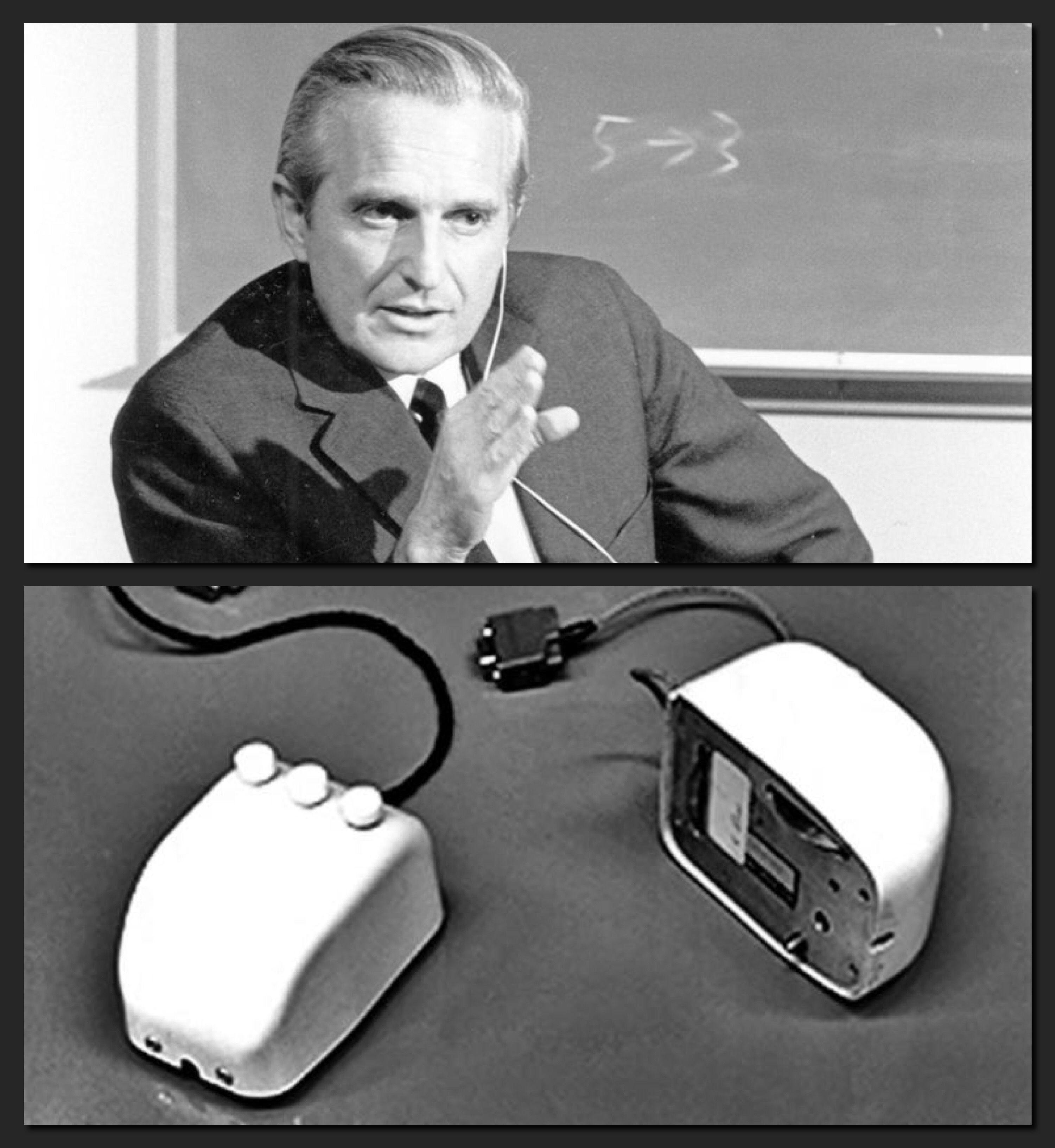 Douglas-inventor do rato