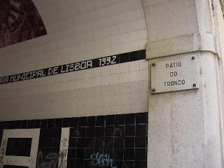 Patio do Tronco