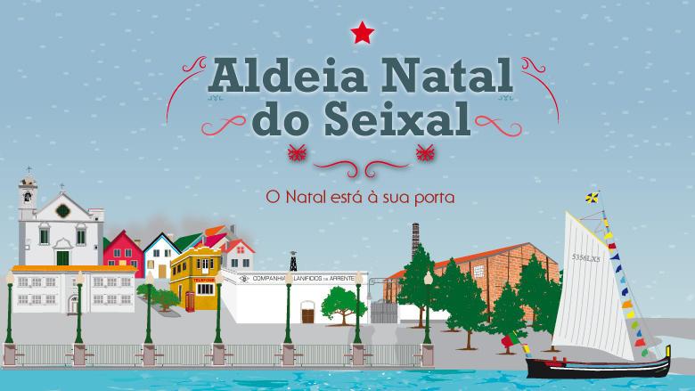 Aldeia natal-seixal 2016